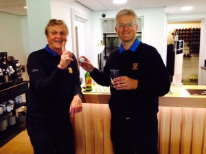 Mark Eley Hole In One Photo 050915