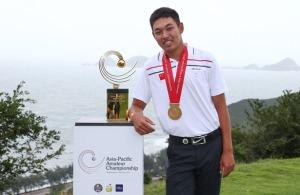 Cheng Jin Asia-Pacific 2015