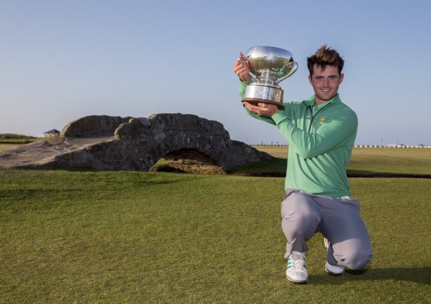 Conor O'Rourke St Andrews Links Trophy 2016