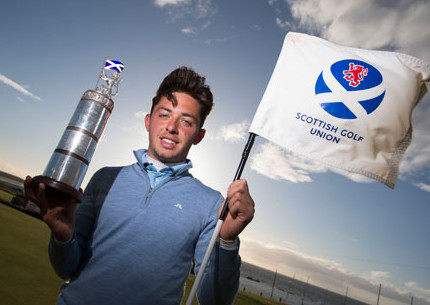 Marco Penge Scottish Open Strokeplay Championship