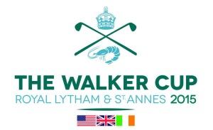 Walker Cup 2015 Logo