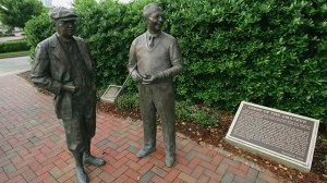 Donald Ross Statue