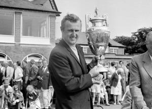 Michael Bonallack - British Amateur Golf Champion