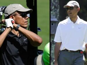 Game Golf Obama