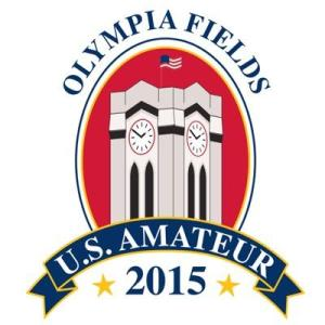 Olympia Fields US Amateur 2015 Logo