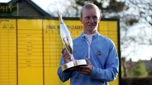 Marcus Kinhult Lytham Trophy
