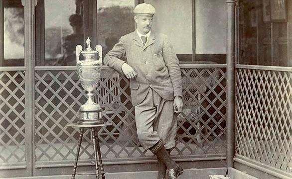 Freddie Tait & Amateur Champ Trophy