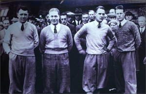 Blackwell Match 1930