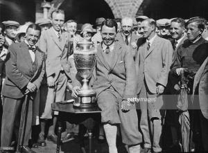 WT Amateur 1927 Hoylake
