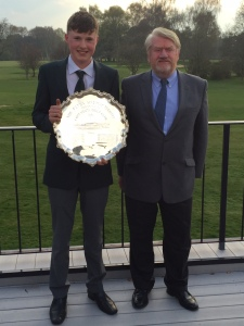 Mark Power McEvoy Trophy 2016