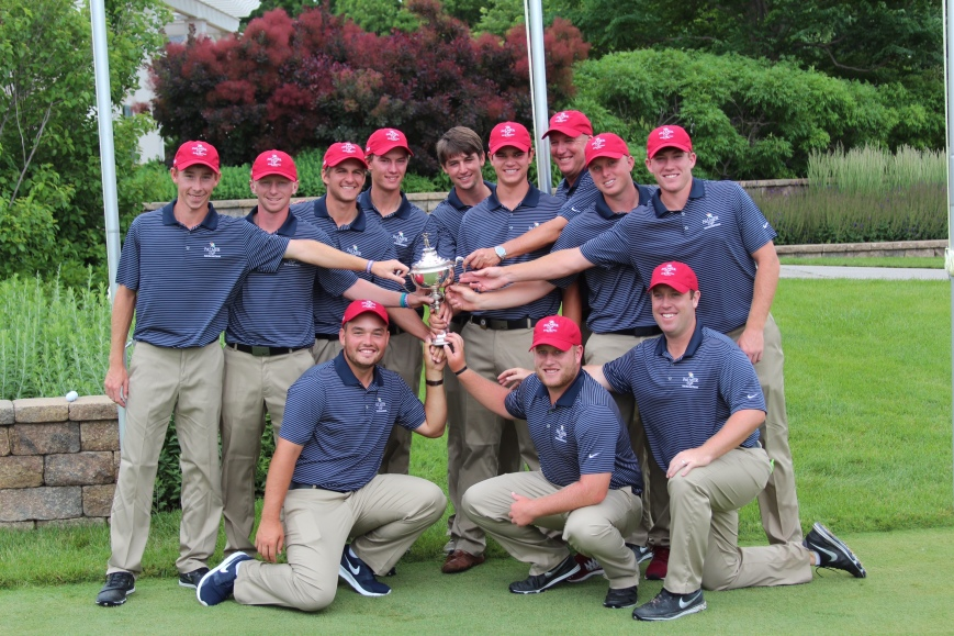Arnold Palmer Cup Team USA 2015 Winners