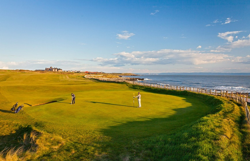 Royal Porthcawl Golf ClubBridgend County South Golf Activities and Sports