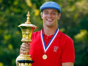 Bryson DeChambeau US Amateur 2015