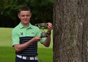 2020 Leinster Under 16 Boys Amateur Open at Beaverstown Golf Club